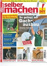 """Handwerkermagazin """"selber machen"""""""