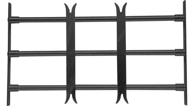 Fenstergitter SECURIX® Kastell